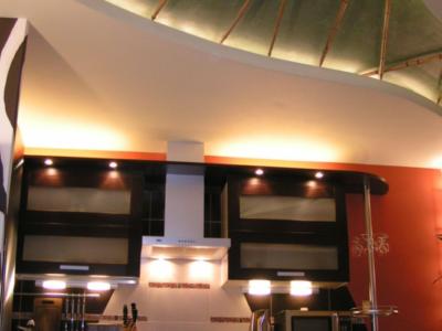 Дизайн интерьера гостиной в Африканском стиле