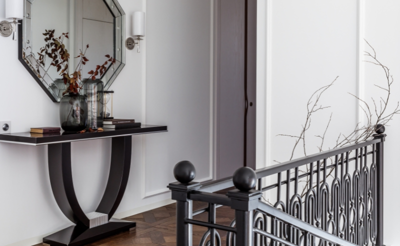 Дизайн-проект интерьера дома в скандинавском стиле