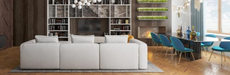 Дизайн интерьера квартиры в Американском стиле
