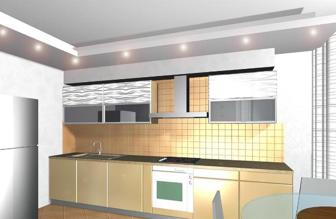 Дизайн-проект интерьера квартиры в африканском стиле