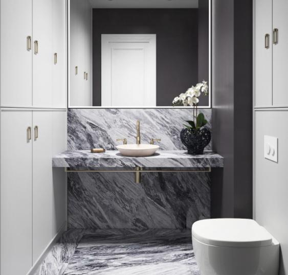 Дизайн интерьера апартаментов в стиле Американская классика