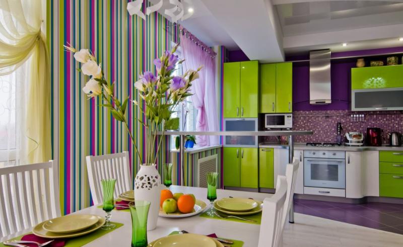 Дизайн интерьера квартиры в стиле Поп-арт