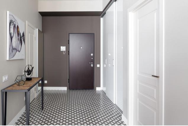 Дизайн-проект апартаментов в современном стиле