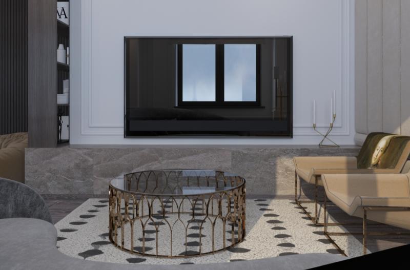 Дизайн интерьера квартиры в стиле Модерн