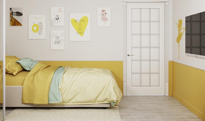 Дизайн-проект интерьера апартаментов в эко-стиле