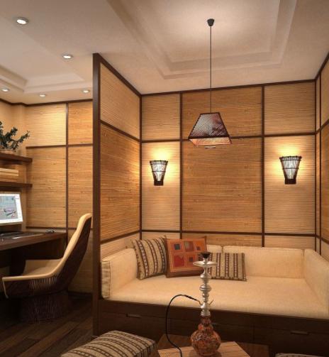 Дизайн интерьера квартиры в Китайском стиле