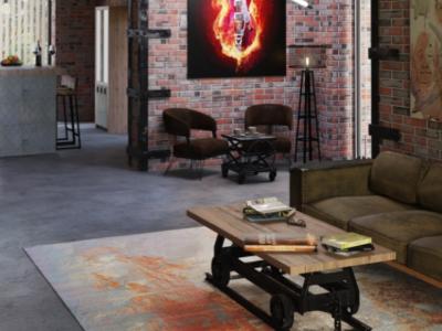 Дизайн интерьера дома в стиле Лофт